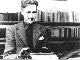Orwell typing